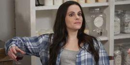 Schitt's Creek's Emily Hampshire Has Already Landed Her Next Big TV Role