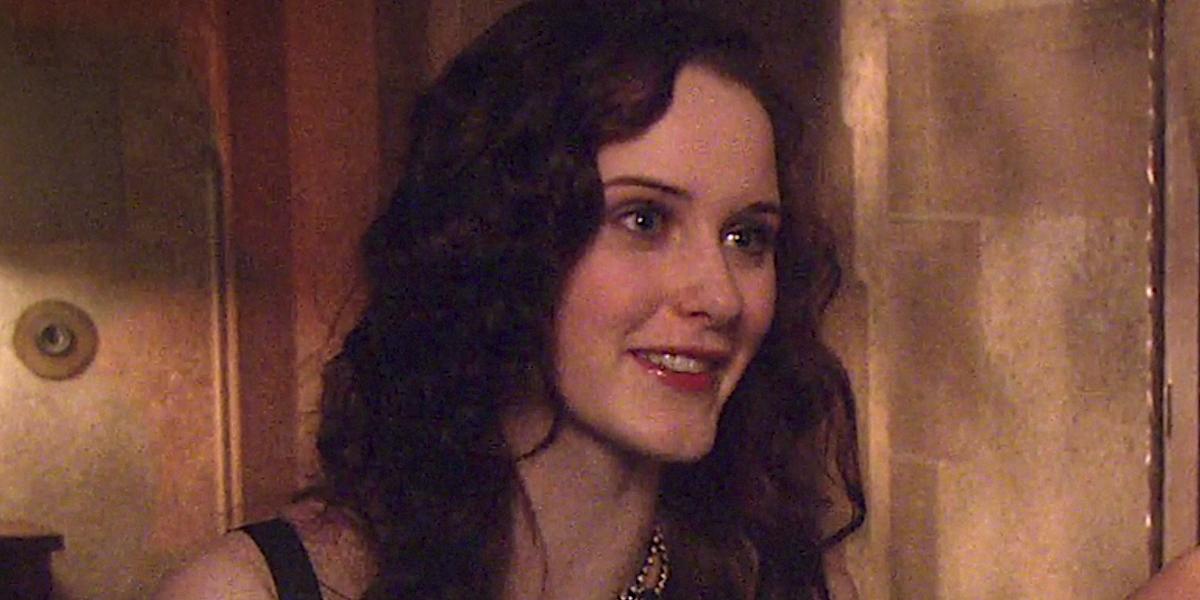 Rachel Brosnahan on Gossip Girl