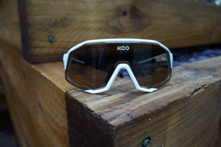koo demos cycling sunglasses Image: Michelle Arthurs-Brennan
