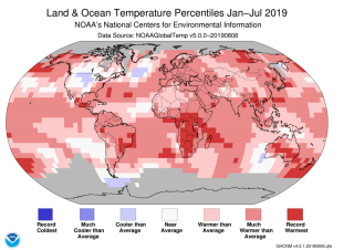 July Was the Hottest Month Ever Recorded on Earth | Live Science