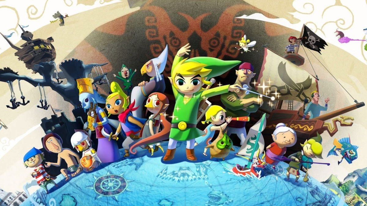 The Legend of Zelda: Wind Waker mod switches out Link for Solid Snake