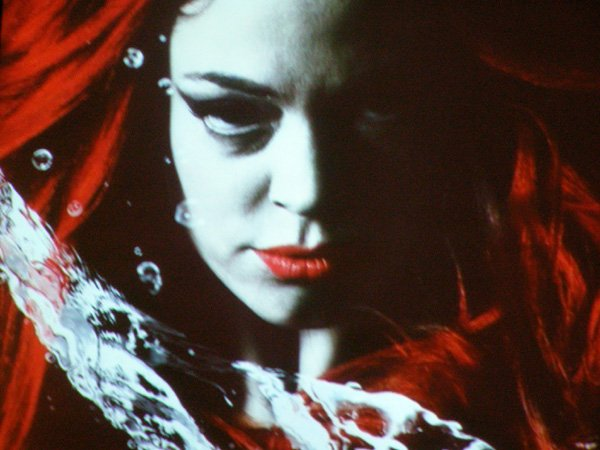 Comic Con: Five Images Of Rose McGowan As Red Sonja #101