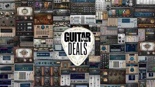 Waves plugins Prime Day 2021 guitar deal