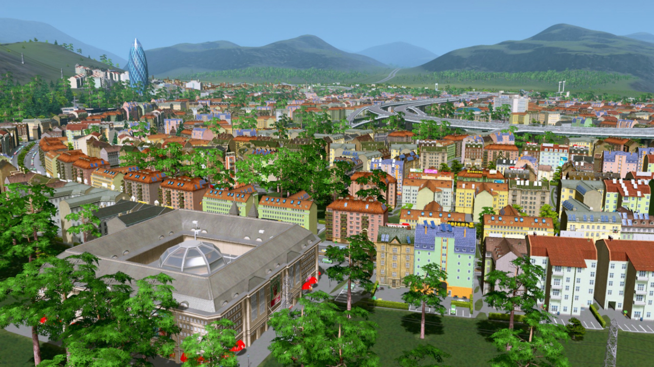 The best city building games you can play right now