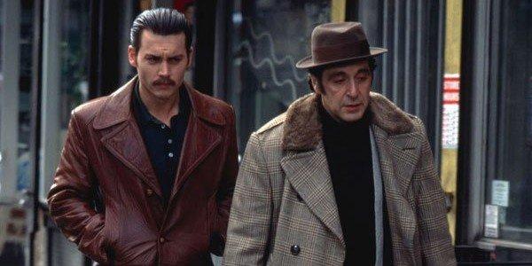 Johnny Depp, Al Pacino - Donnie Brasco