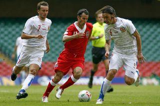Soccer – European Championship 2008 Qualifying – Wales v Czech Republic – Millennium Stadium