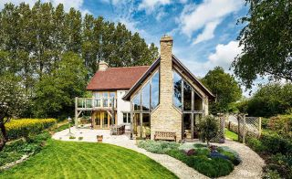 Oak Frame Self Build Replacement Dwelling