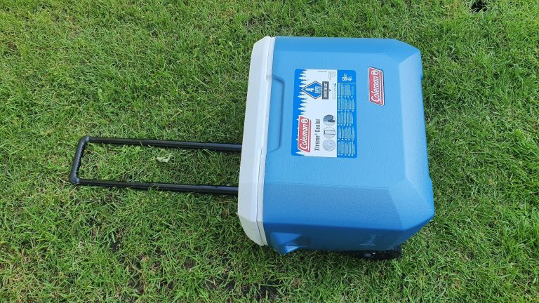 Coleman 50QT Xtreme Wheeled Camping Cooler