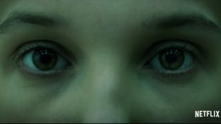 A still from a teaser for Stranger Things 4.