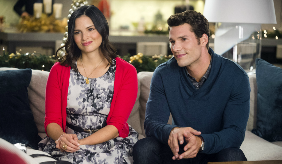 12 Gifts of Christmas Katrina Law Anna Parisi Aaron O'Connell Marc Rehnquist Hallmark