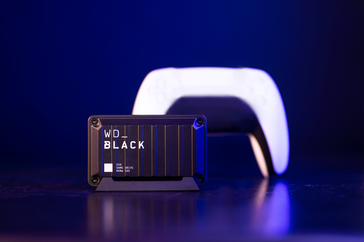 WD_BLACK SSDs let you game-on with more storage and speed from console to PC