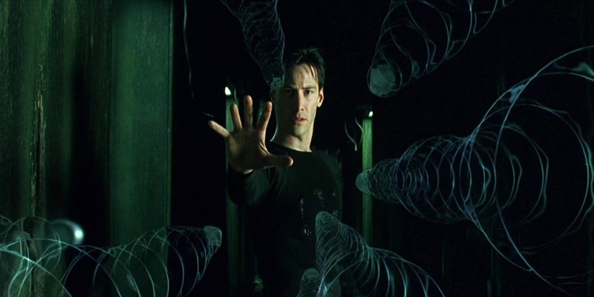 Keanu Reeves - The Matrix