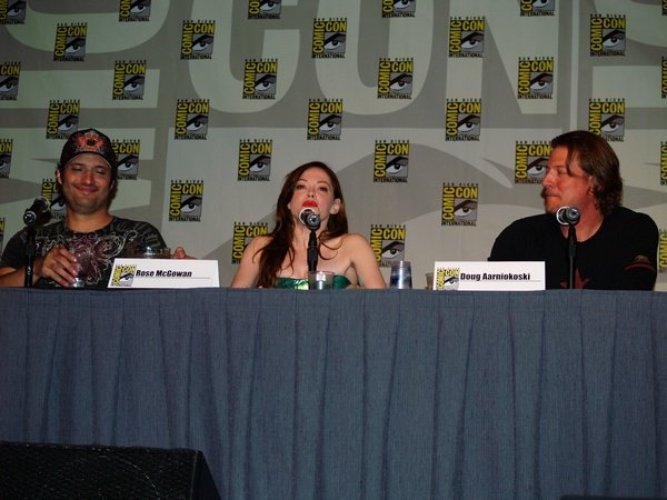 Comic Con: Red Sonja Panel In Detail #189