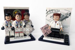 Apollo 13 Custom LEGO Minifigures