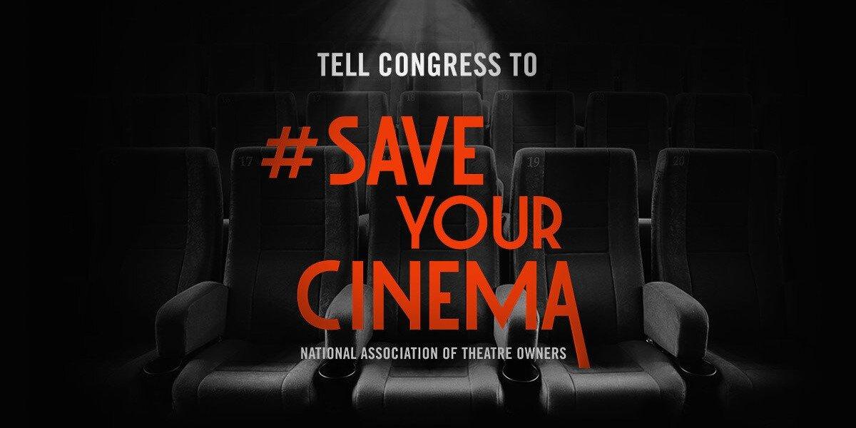 #SaveYourCinema