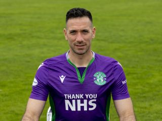 Hibernian – Scottish Premiership – 2020/2021 Season Headshots