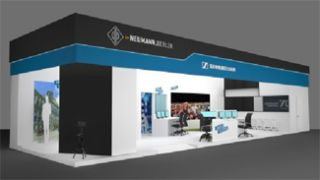 Sennheiser and Neumann to Showcase Together at IBC