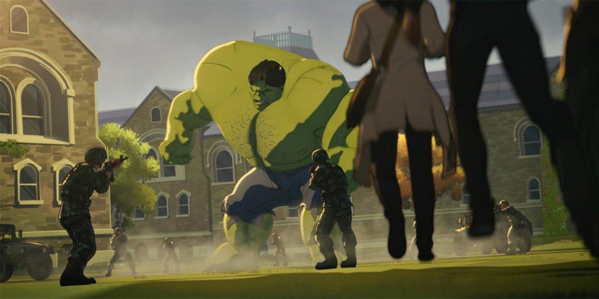 What If Hulk explodes