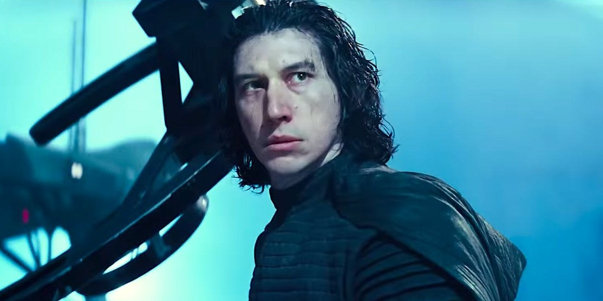 Kylo Ren Star Wars: The Rise of Skywalker
