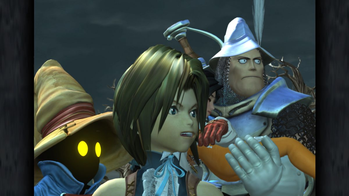 Final Fantasy IX on Nintendo Switch is a fantastic game, and an OK