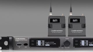 Audio-Technica Shipping High-Density 6000 Series Wireless System
