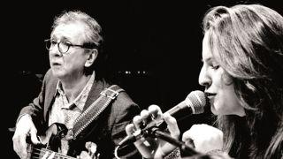 John Greaves & Annie Barbazza