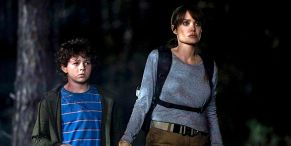 What Angelina Jolie Taught Her Young Co-Star About Doing Stunts For Those Who Wish Me Dead