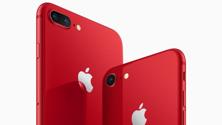 iPhone 8 and iPhone 8 Plus (PRODUCT)RED editions