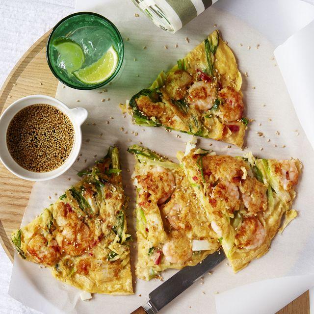Korean pancake recipe