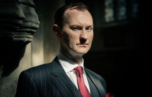 Mark Gatiss, Sherlock