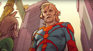 Image from Eternals #1