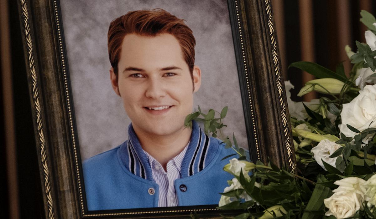 Bryce Walker funeral, 13 Reasons Why