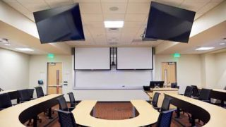 Santa Clara University Refreshes Classrooms with Shure Microflex Advance