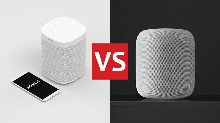 Sonos One vs Apple HomePod
