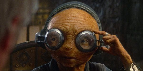 pirate ceiling light ideas - Maz Kanata s Big Secret Was Just Revealed By A Star Wars