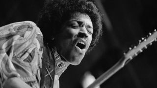 "FX guru Roger Mayer on Hendrix: ""Anybody can buy a wah and just make it go 'wah-wah-wah', but making it talk is something else"" 
