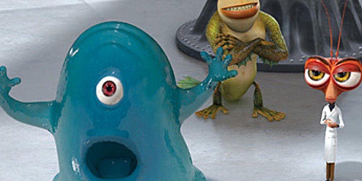 Seth Rogen - Monsters Vs. Aliens