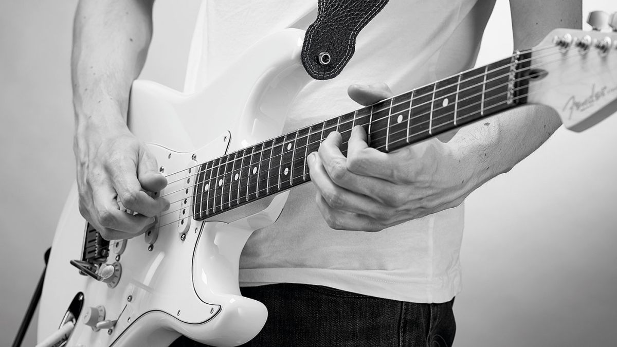 Guitar Skills: Get funky with these chord shapes