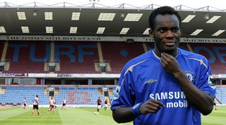 Michael Essien to Burnley