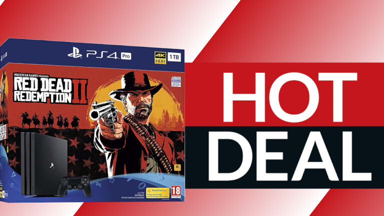 PS4 Pro Red Dead Redemption 2 bundle