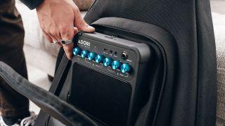 Adori Audio Slimtech gigbag amp