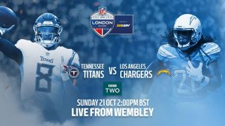 live stream nfl from wembley london: Los Angeles Chargers vs Tennessee Titans