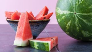 Watermelons are refreshingly good for you
