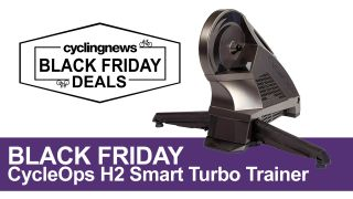 CycleOps H2 turbo trainer black friday deal