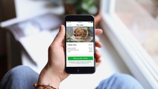 GrubHub disruptive apps