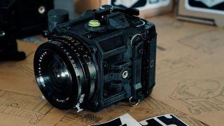 Goodman 3D printed medium format camera