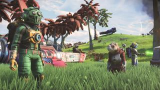 This new No Man's Sky mod includes an important update