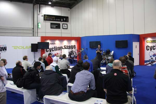 London Bike Show seminar