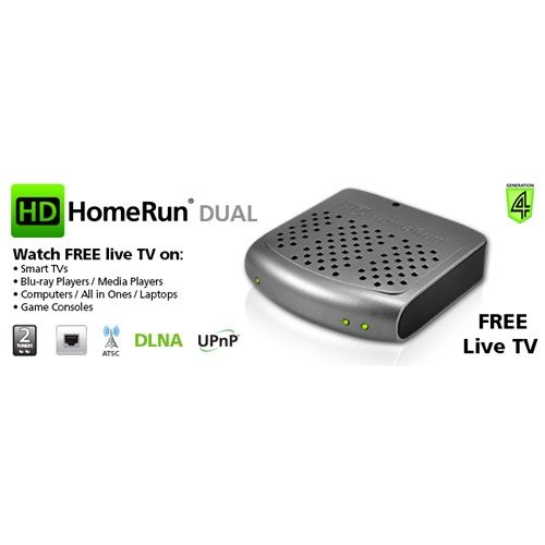 HD HomeRun Dual MPEG2 Review - Pros, Cons and Verdict | Top