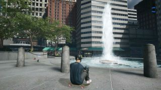 THPS Drain The Fountain challenge